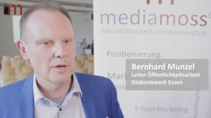 Bernhard Munzel Diakoniewerk Essen Newsroom Experte Mediamoss