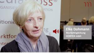 Elke Dohmann Dortex Expertin Newsroom Mediamoss