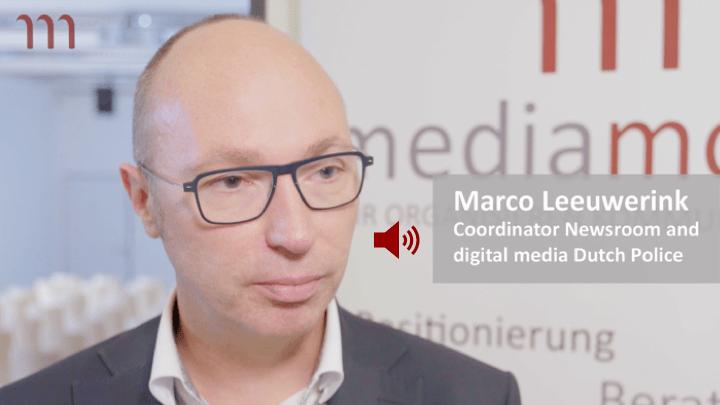 Marco Leeuwerink Experte Newsroom Mediamoss