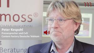 Peter Kespohl Experte Newsroom Mediamoss
