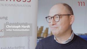 Christoph Hardt Experte Newsroom Mediamoss