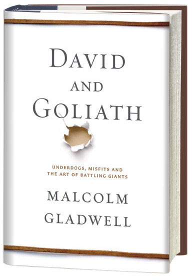 """David and Goliath"" was released Oct. 2."