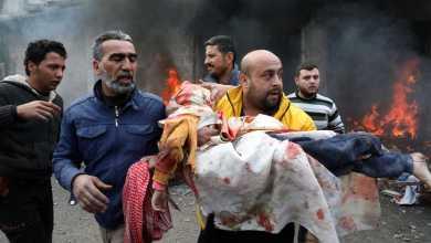 نحو 547 قتيلاً في سوريا خلال شهر يناير