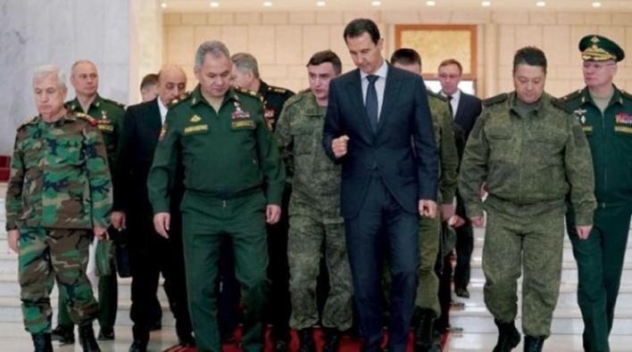 مقترح روسي لتشكيل مجلس عسكري جديد