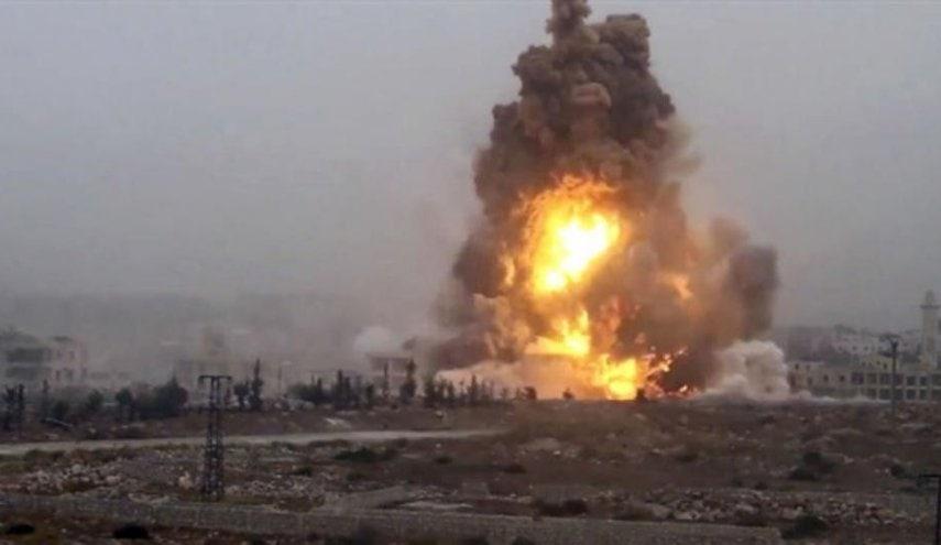 فصيل عسكري جديد يتبنى تفجير خط الغاز في دير الزور