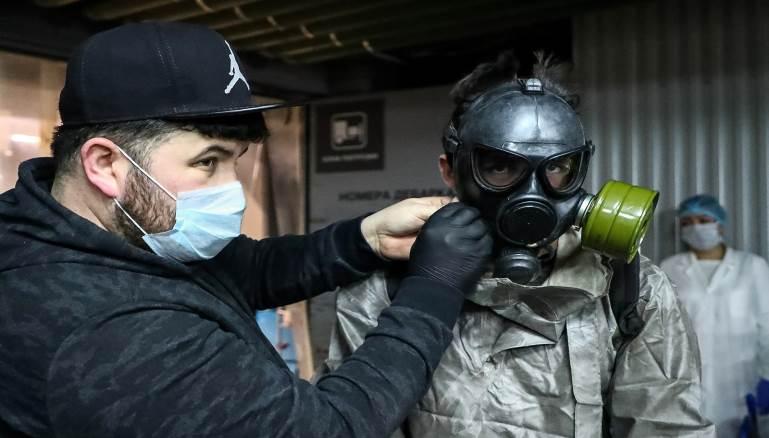واشنطن بوست: المخابرات الأمريكية تعلم بوجود الكيماوي لدى النظام السوري