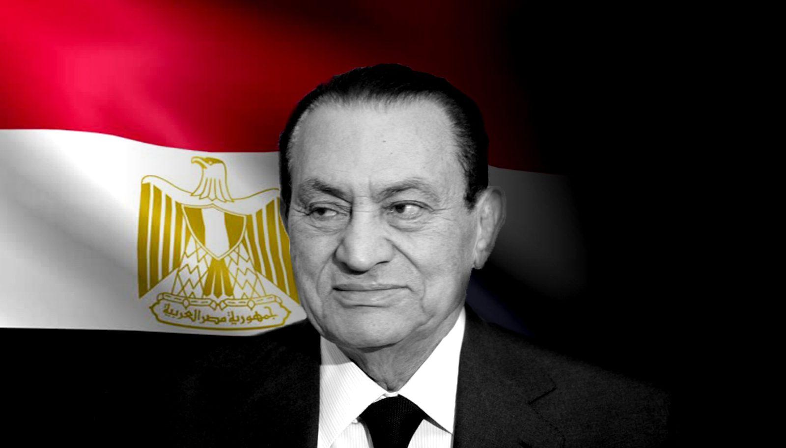 الذكرى العاشرة لتنحي حسني مبارك عن السلطة
