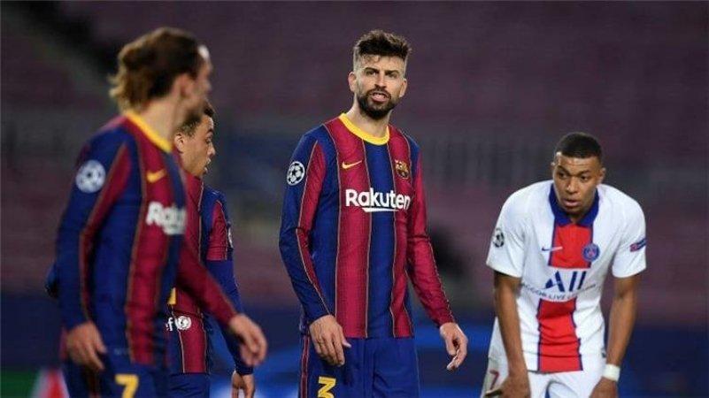 كيف علقت الصحف على خسارة برشلونة المدوية في دوري الأبطال