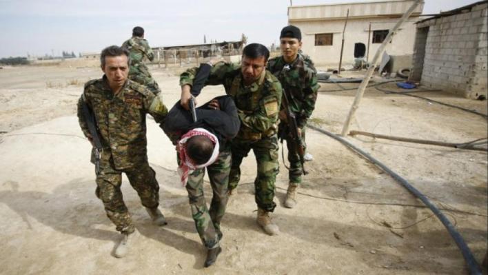 سوريا اعتقال