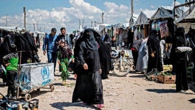 نساء فرنسيات يضربن عن الطعام في مخيمات سورية لإعادتهن إلى بلادهن