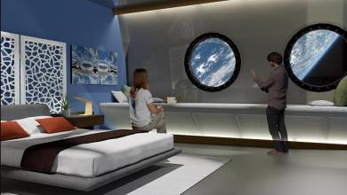 افتتاح أول فندق في الفضاء