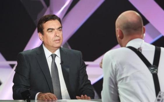 جورج قرداحي يتبرأ من بشار الأسد بعد تلقيه تهديدات بالقتل