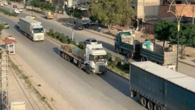 تعزيزات أميركية تدخل إلى سوريا مكونة من 45 شاحنة