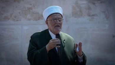 قوات الاحتلال الإسرائيلي تعتقل خطيب المسجد الأقصى