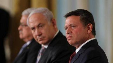 ارتفاع حدة التوتر بين إسرائيل والأردن