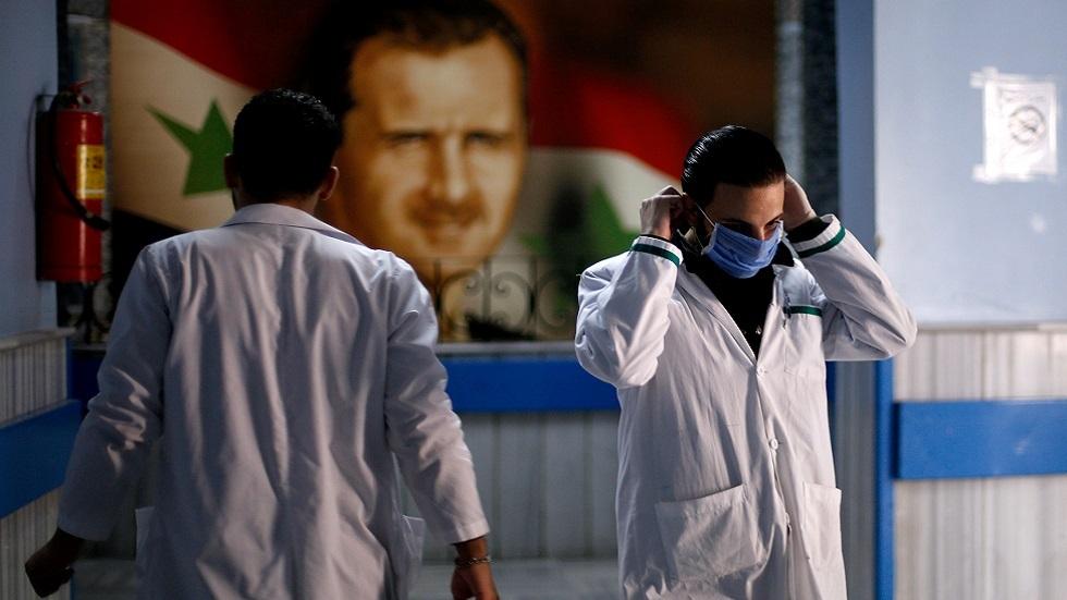 دمشق تستنفر لمواجهة الموجة الثالثة من وباء كورونا