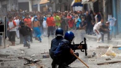 أعمال شغب في الجزائر بعد صدور حكم بحبس ناشط ل 7 سنوات