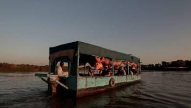مصرع 5 مسؤولين سودنيين إثر غرق قاربهم في نهر النيل