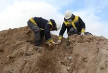العثور على رفات جثث مجهولة الهوية في ريف حلب