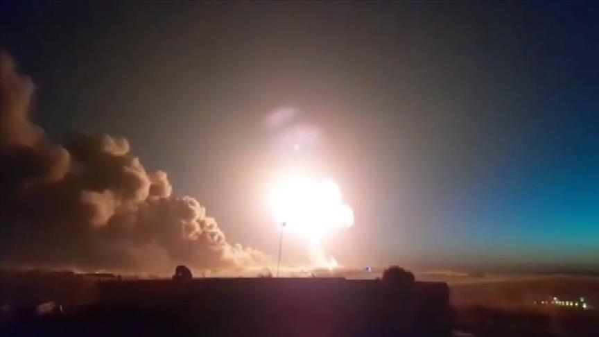 قصف بالصواريخ الباليستية يوقع قتلى في الباب وجرابلس