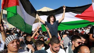 فرنسا تحظر خروج المسيرات المؤيدة للفلسطينيين في باريس