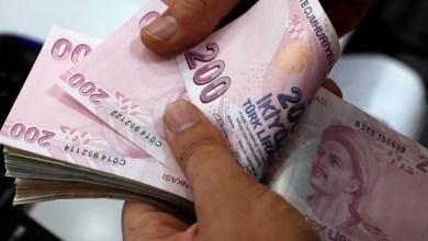 إنخفاض الليرة التركية أمام الدولار الأمريكي