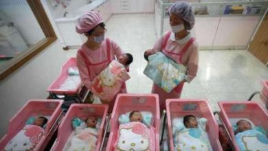 الصين تسمح للأزواج بإنجاب ثلاثة أطفال بدلًا من طفلين