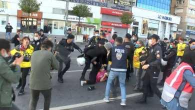 اعتقال 212 شخصاً في إسطنبول على خلفية تظاهرات عيد العمال