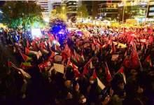 المدن التركية تكسر الحظر الشامل نصرة للأقصى المحتل