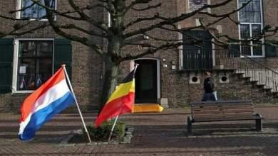 مزارع يقتطع أجزاء من الأراضي الفرنسية لصالح بلجيكا