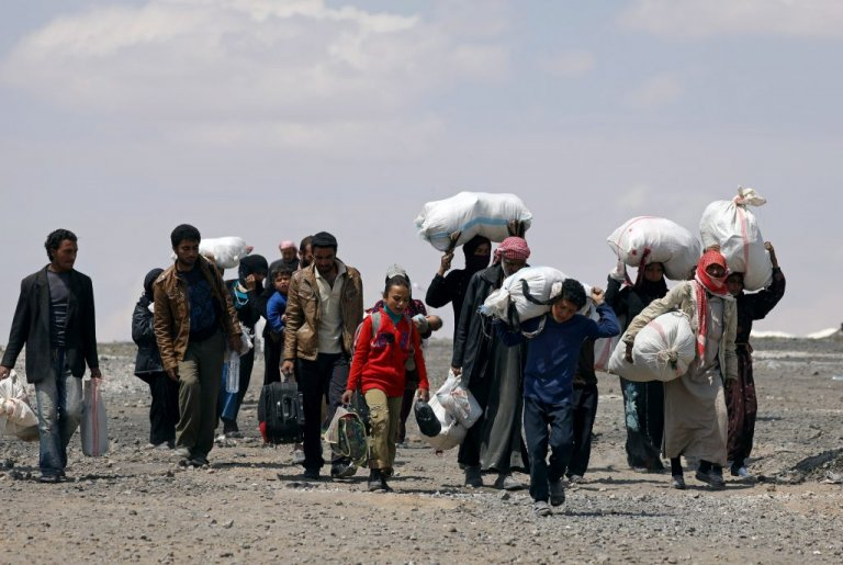 """في اليوم العالمي لـ""""اللاجئ"""".. السوريون الأول عالمياً في طلب اللجوء"""