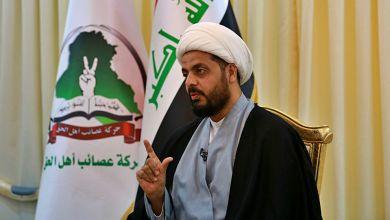 """قيادي في """"عصائب أهل الحق"""" العراقي يتوعد القوات الأميركية"""