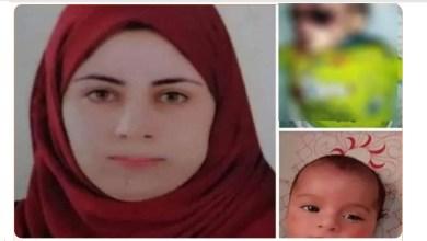 القبض على مصرية قتلت طفلها الرضيع كي تخلد للنوم