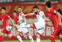 المنتخب السوري يسقط في أول أختبار حقيقي بثلاثية أمام الصين