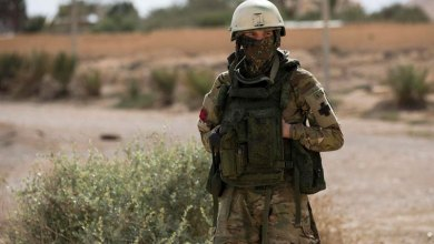 مقتل جندي روسي وإصابة 3 آخرين في انفجار استهدف آلية عسكرية بالحسكة