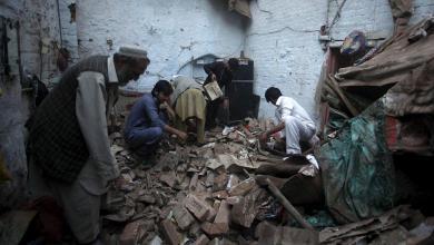 """زلزال مدمر.. يضرب """"دوشانبي"""" ويخلّف خلفه ضحايا"""