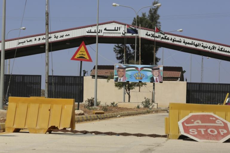 """الأردن وسوريا يتفقان على إعادة فتح """"معبر جابر"""" الحدودي بكامل طاقته"""