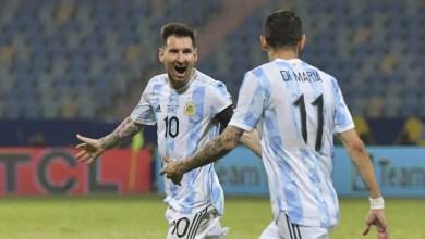 الأرجنتين تتخطى الإكوادور وتبلغ نصف نهائي كوبا أمريكا