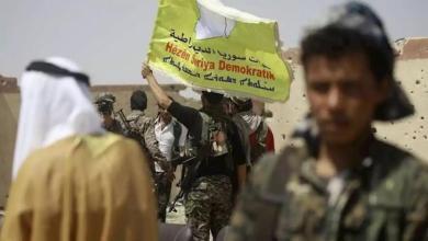 """اشتباكات عنيفة بين """"قسد"""" وعشيرة """"العكيدات"""" شرقي سوريا"""