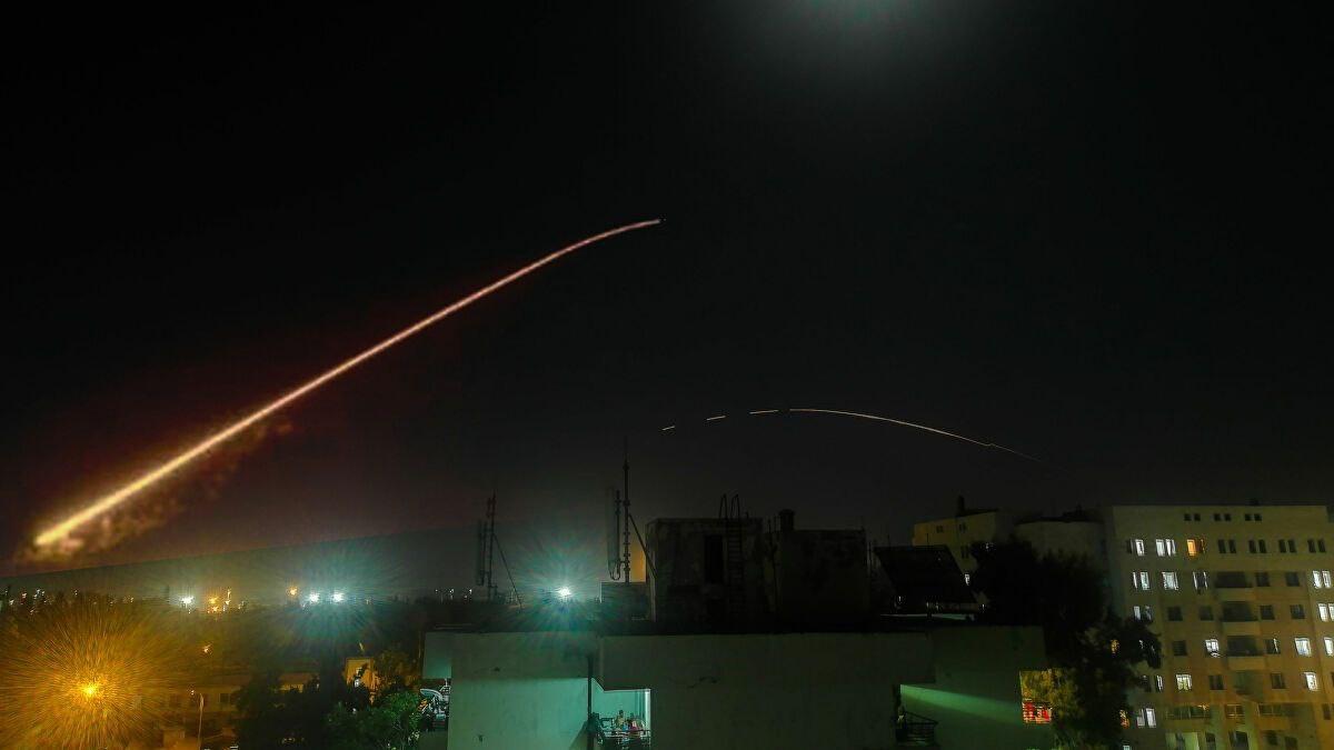 إسرائيل تستهدف العاصمة دمشق مجدداً ليل الخميس