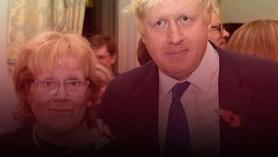 """وفاة والدة رئيس وزراء بريطانيا """"شارلوت جونسون وول"""" عن عمر يناهز 79 عامًا"""