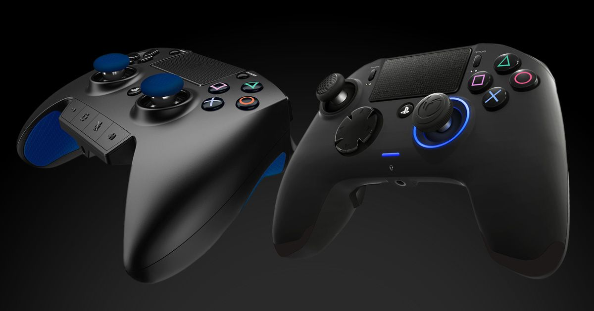 Razer Raiju Vs NACON Revolution Pro PS4 Elite Controller