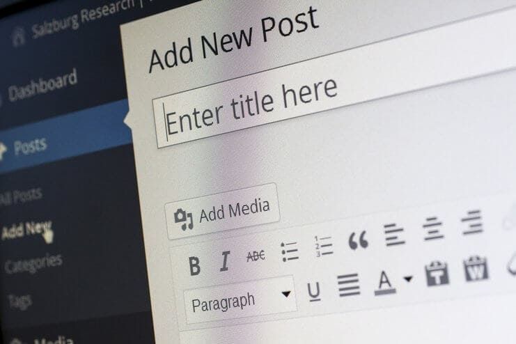 Content Management and Blogging Malaysia