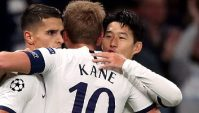 Tottenham Hotspur vs Burnley 5-0 Highlights