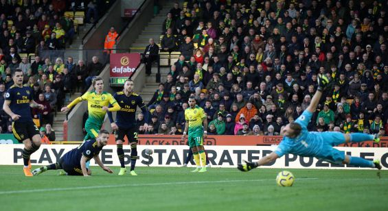 Norwich City vs Arsenal 2-2 Highligts