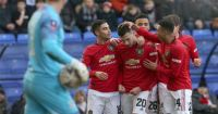 Tranmere Rovers vs Manchester United Highlights