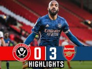 Sheffield United vs Arsenal 0–3 Highlights