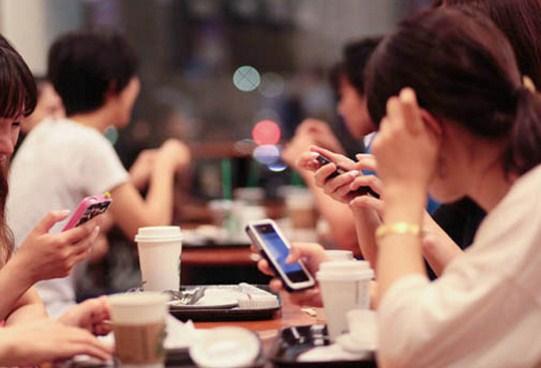 Penggunaan Smartphone Terbaru