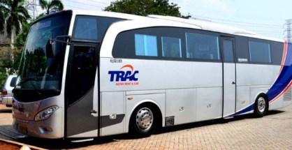 TRAC Bus Pariwisata
