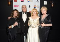 Roger Neal Icon AWard winners presenters at Oscar Party 2019